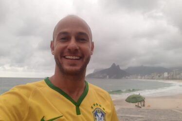 Hi! I am Rodrigo
